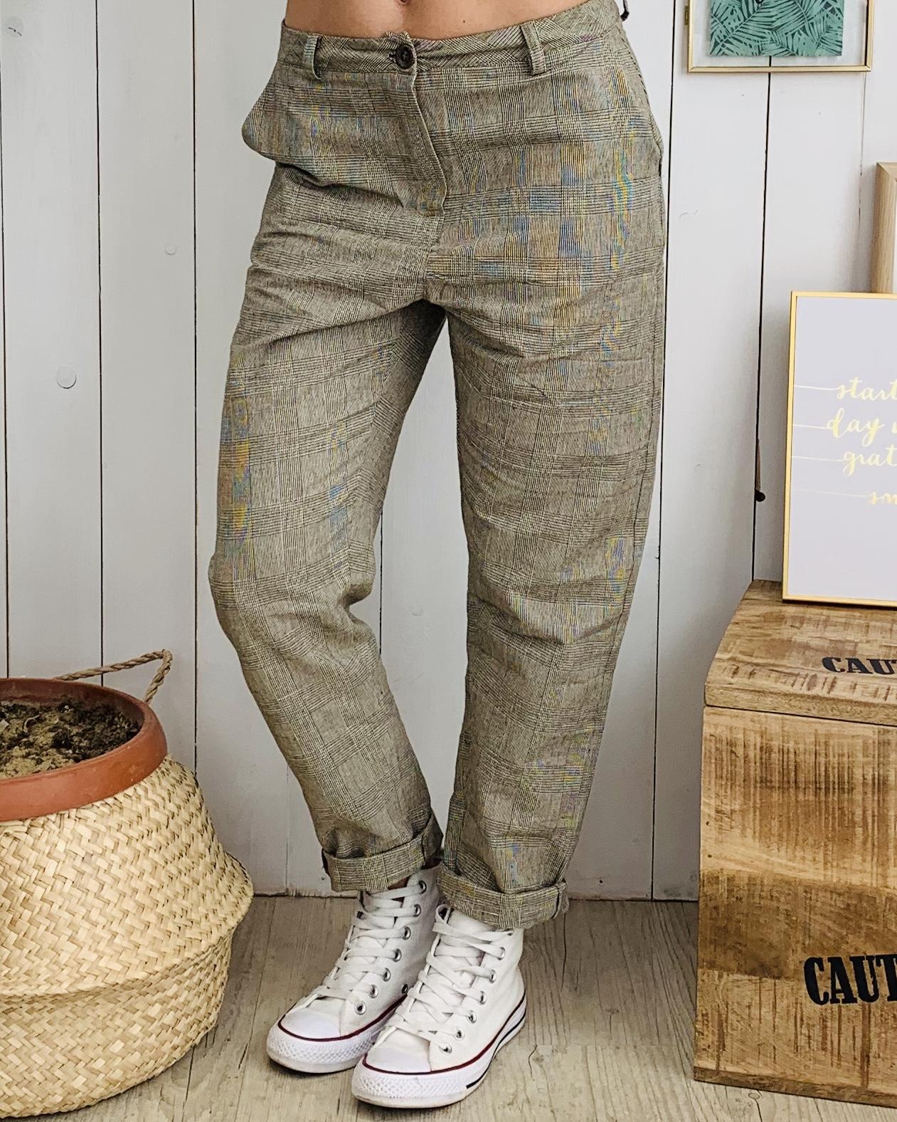 Pantalon VANNA beige