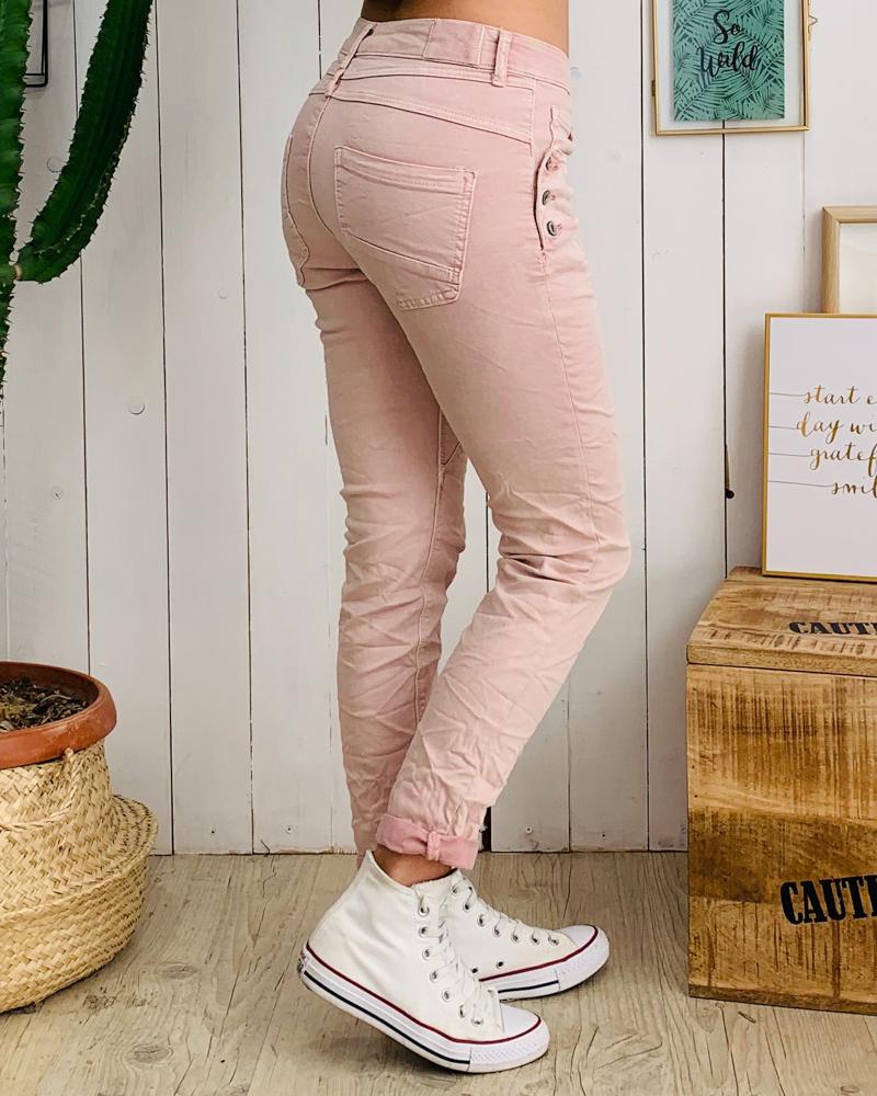 Pantalon MARTY rose