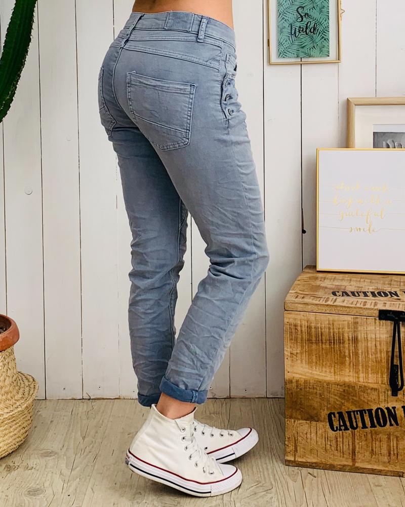 Pantalon MARTY bleu