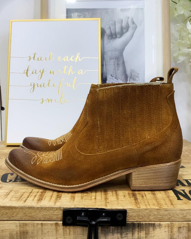Boots AUSTIN camel