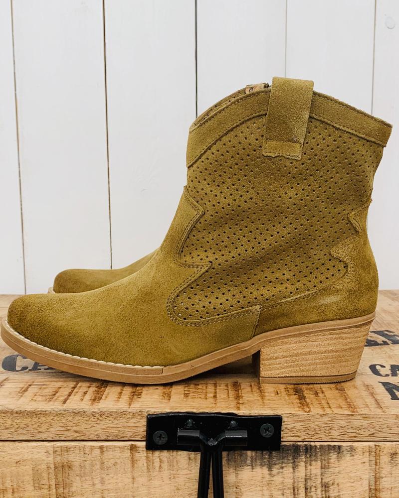 Boots CIAO kaki