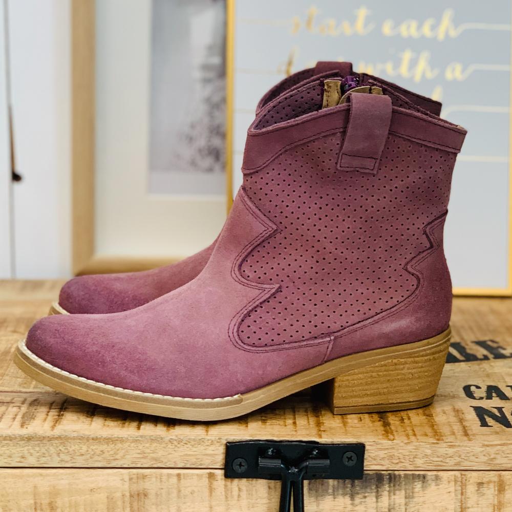 Boots CIAO mauve