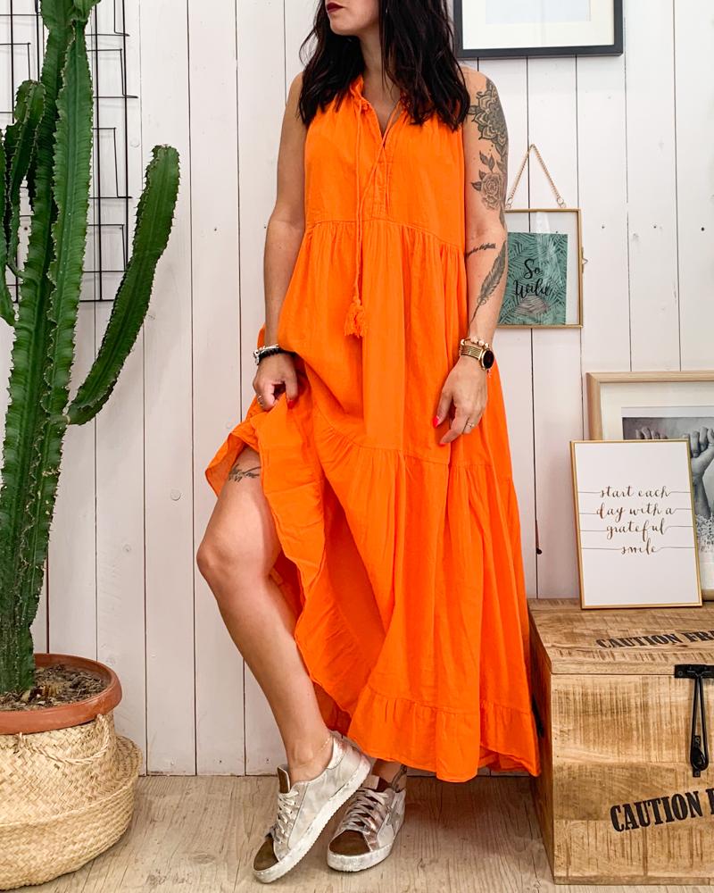robe_AMBER_orange_banditas