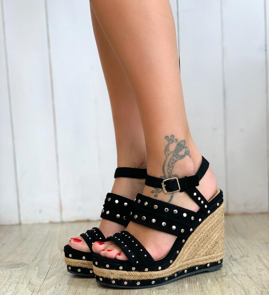 Sandales COLINE noir