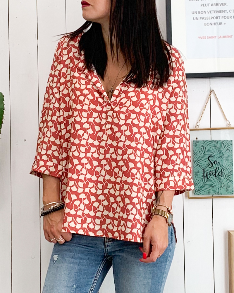 Blouse JENNIFER blush