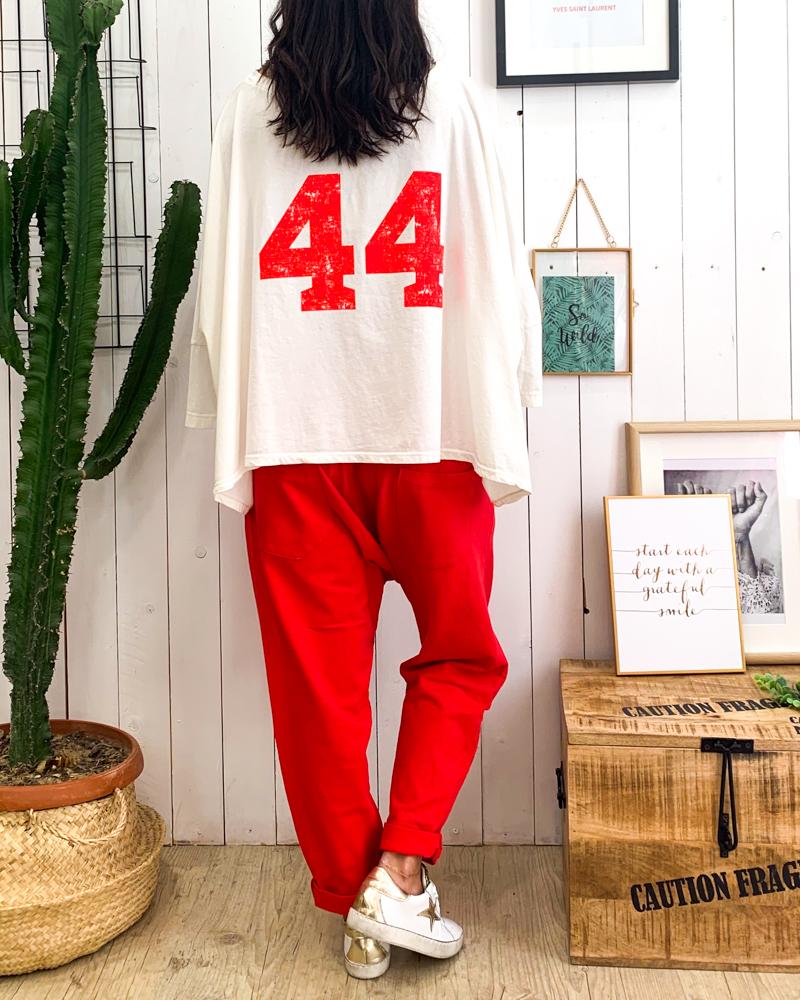 T-shirt 44 ecru