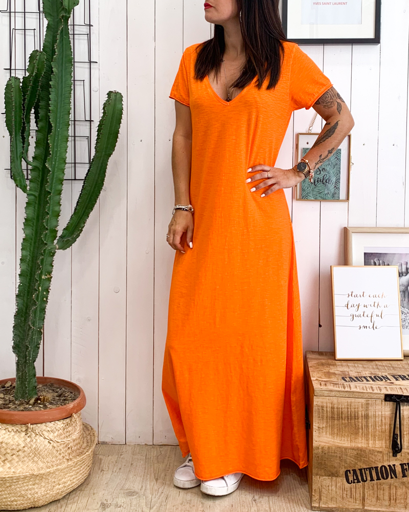 Robe DORIS orange