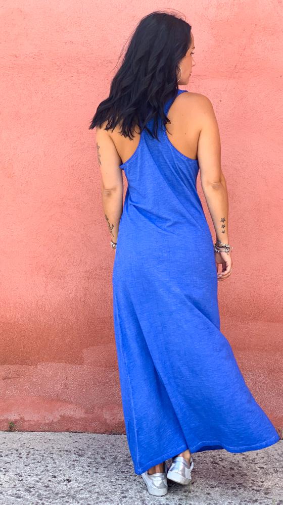 Robe ARREZZA bleu