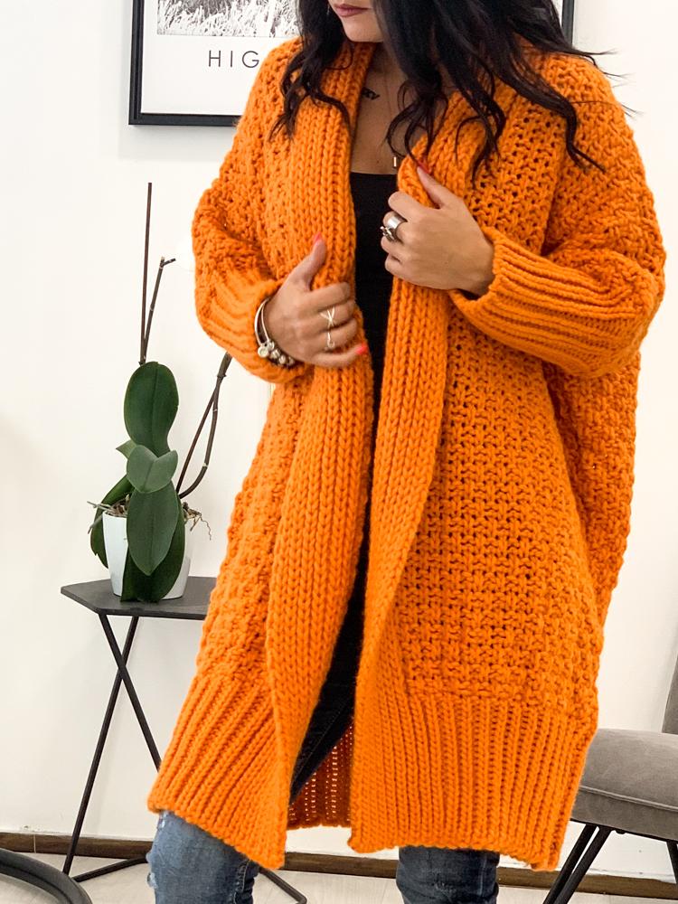 Gilet AZZURA orange