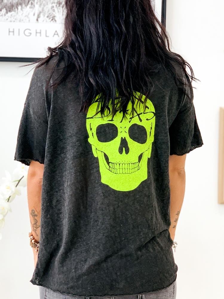T-shirt Dalila noir