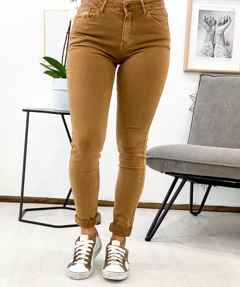 Pantalon LIAM camel