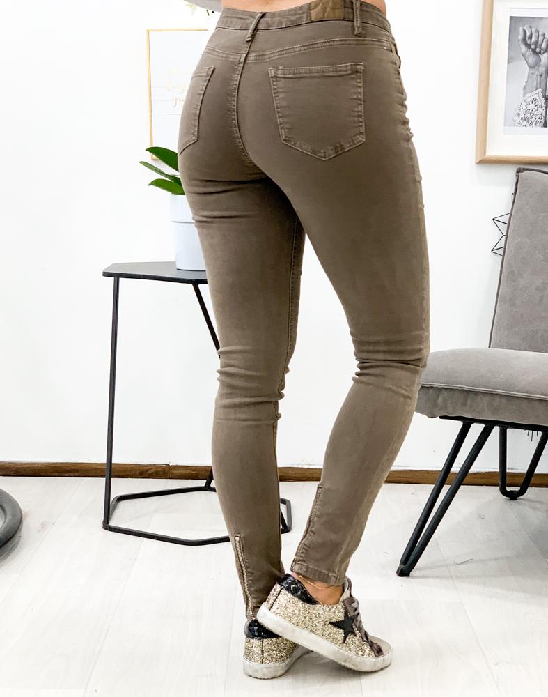 Pantalon LIAM taupe