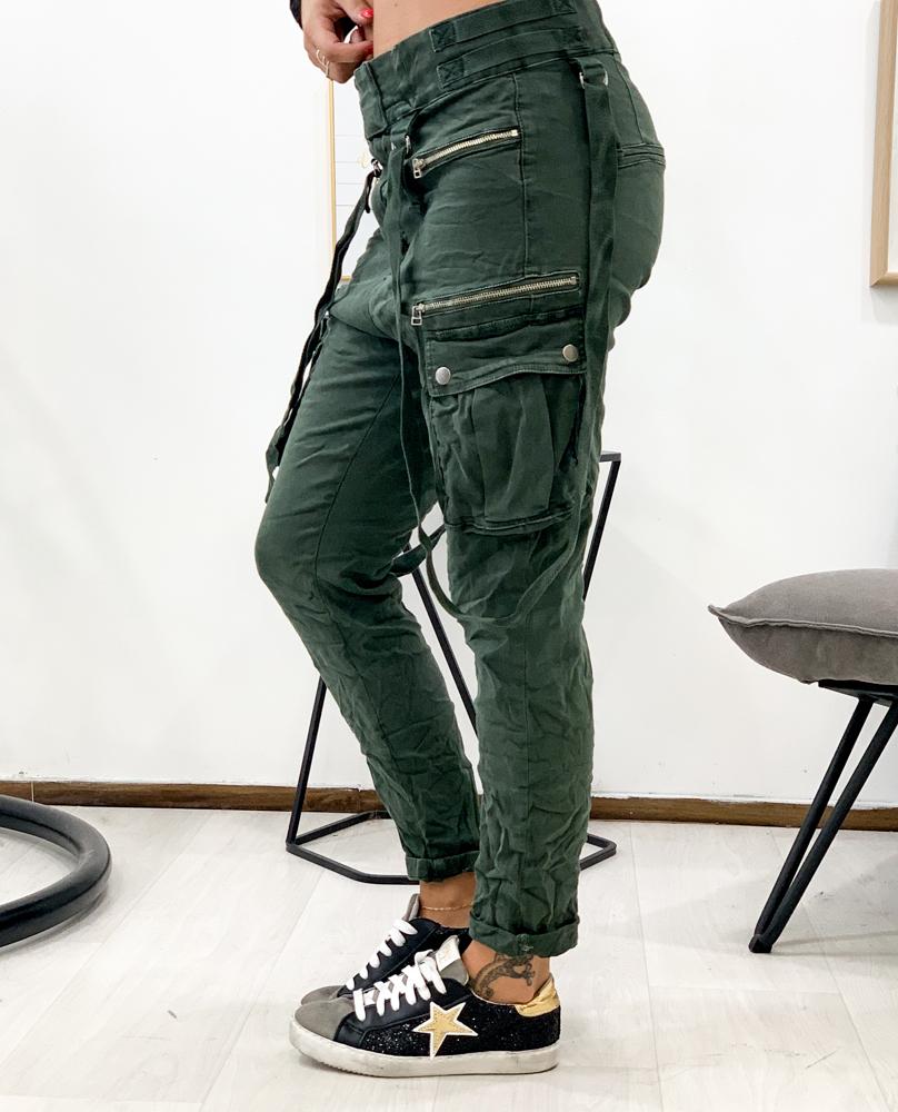 Pantalon HAWK kaki