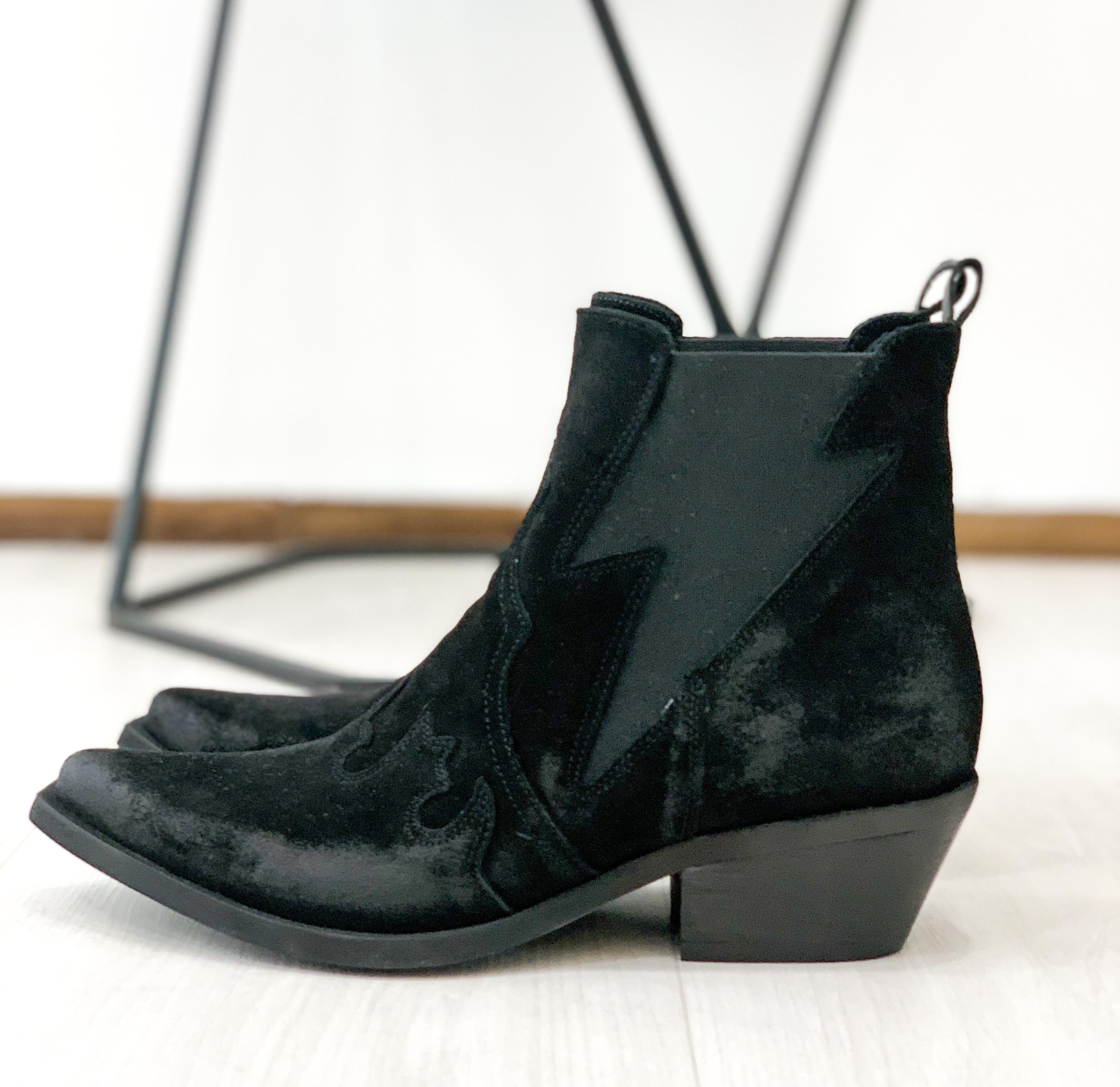 Bottines MADA noir