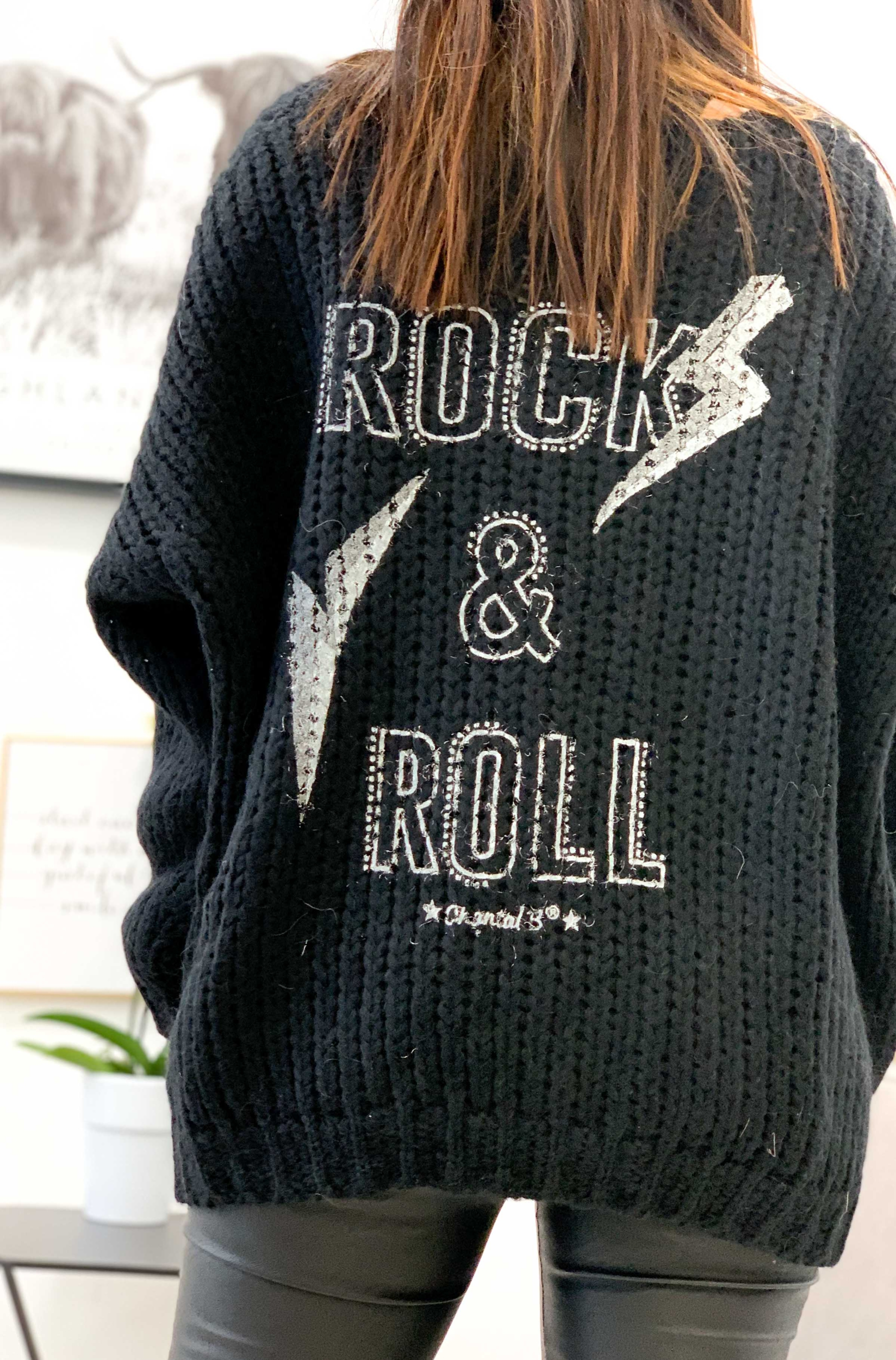 Gilet ROCK noir