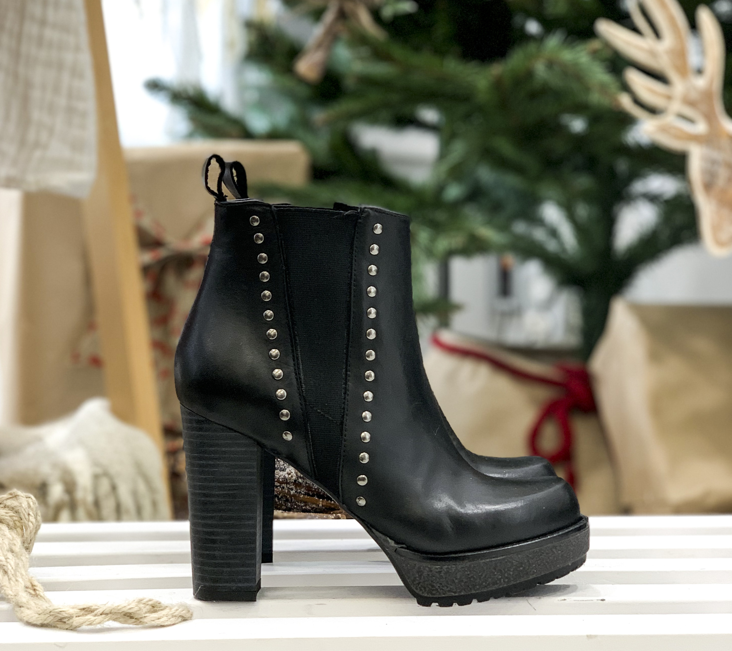 Bottines SICORA noir