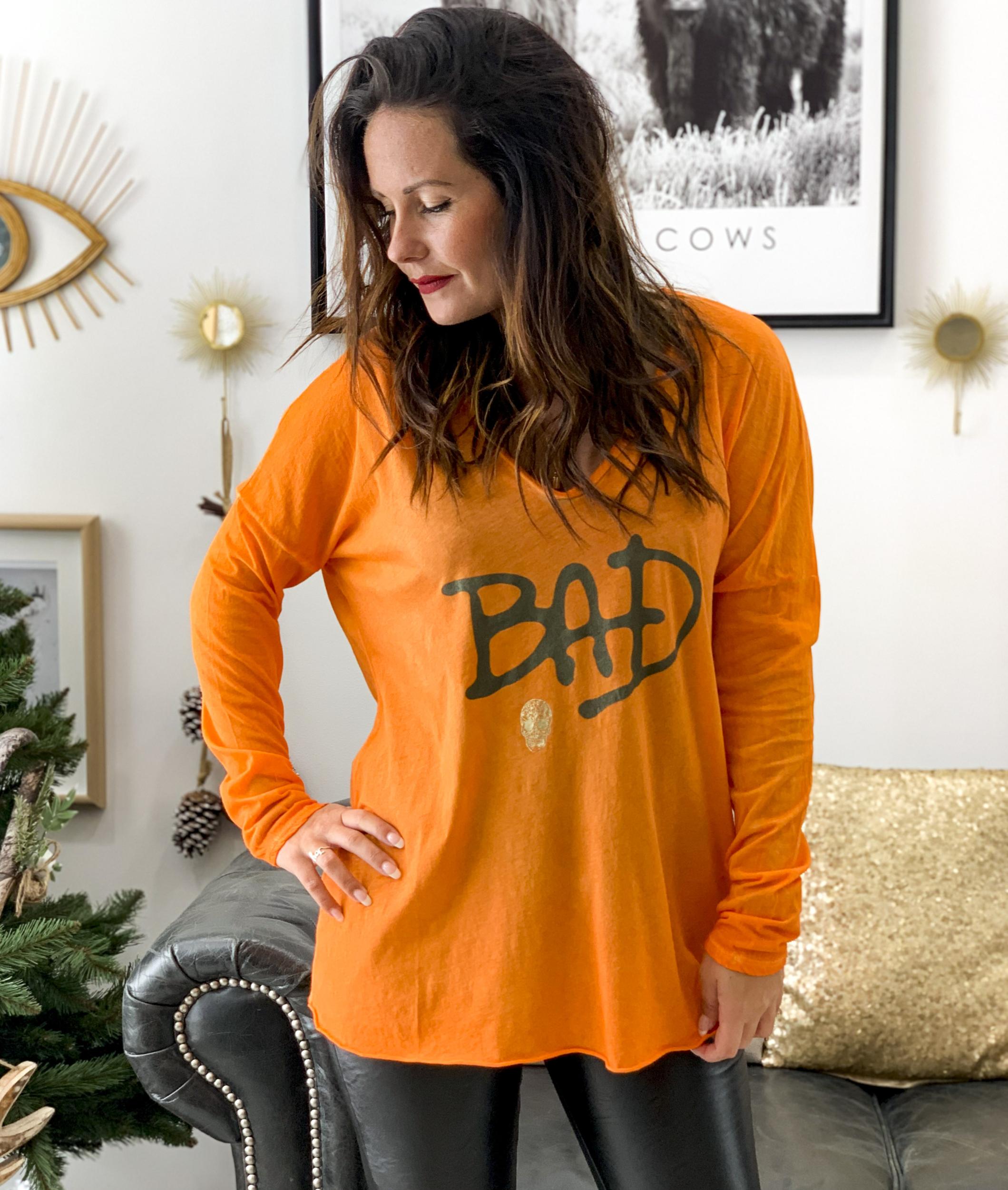 T-shirt JACKSON orange