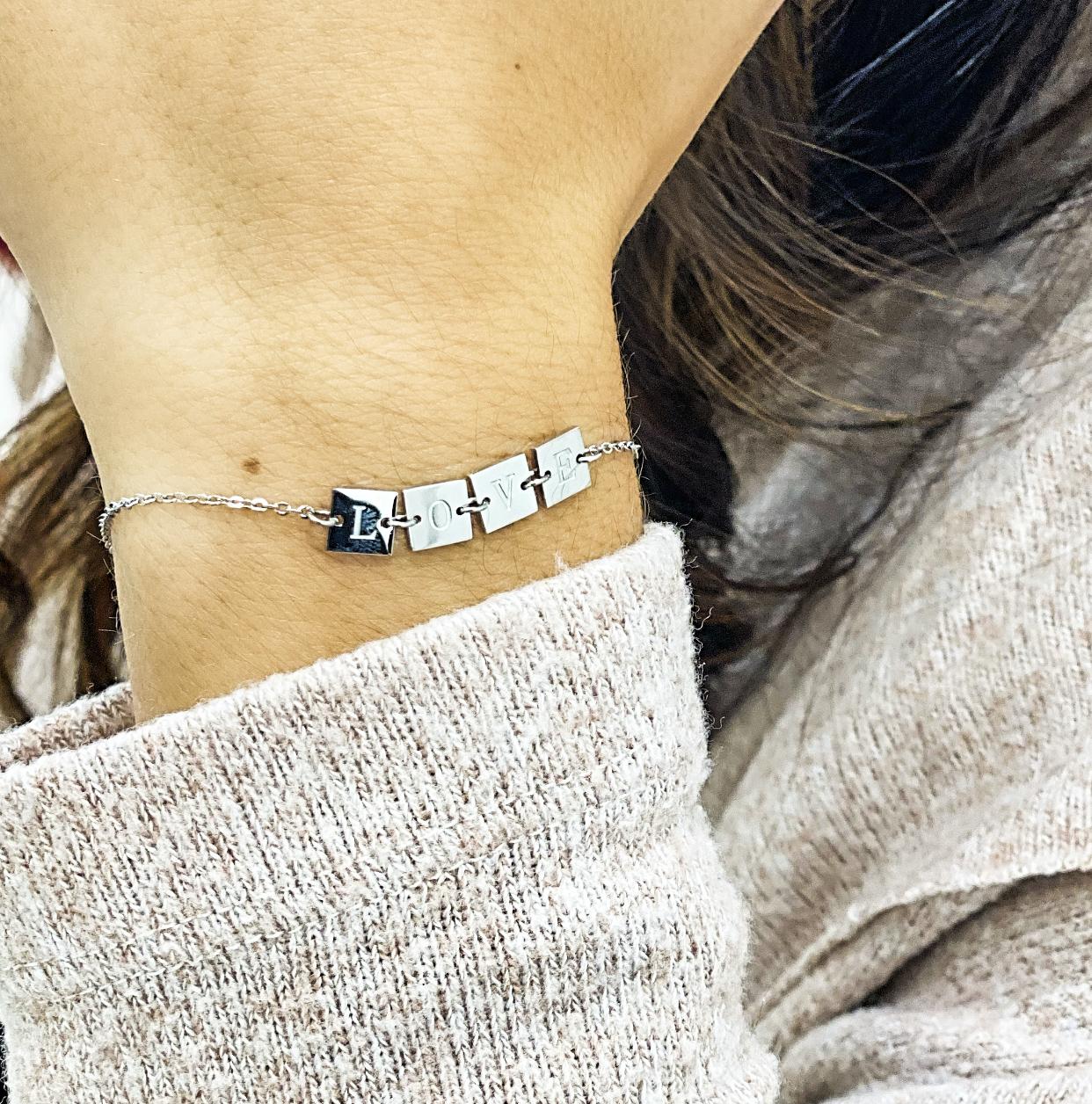 Bracelet IKITA argent