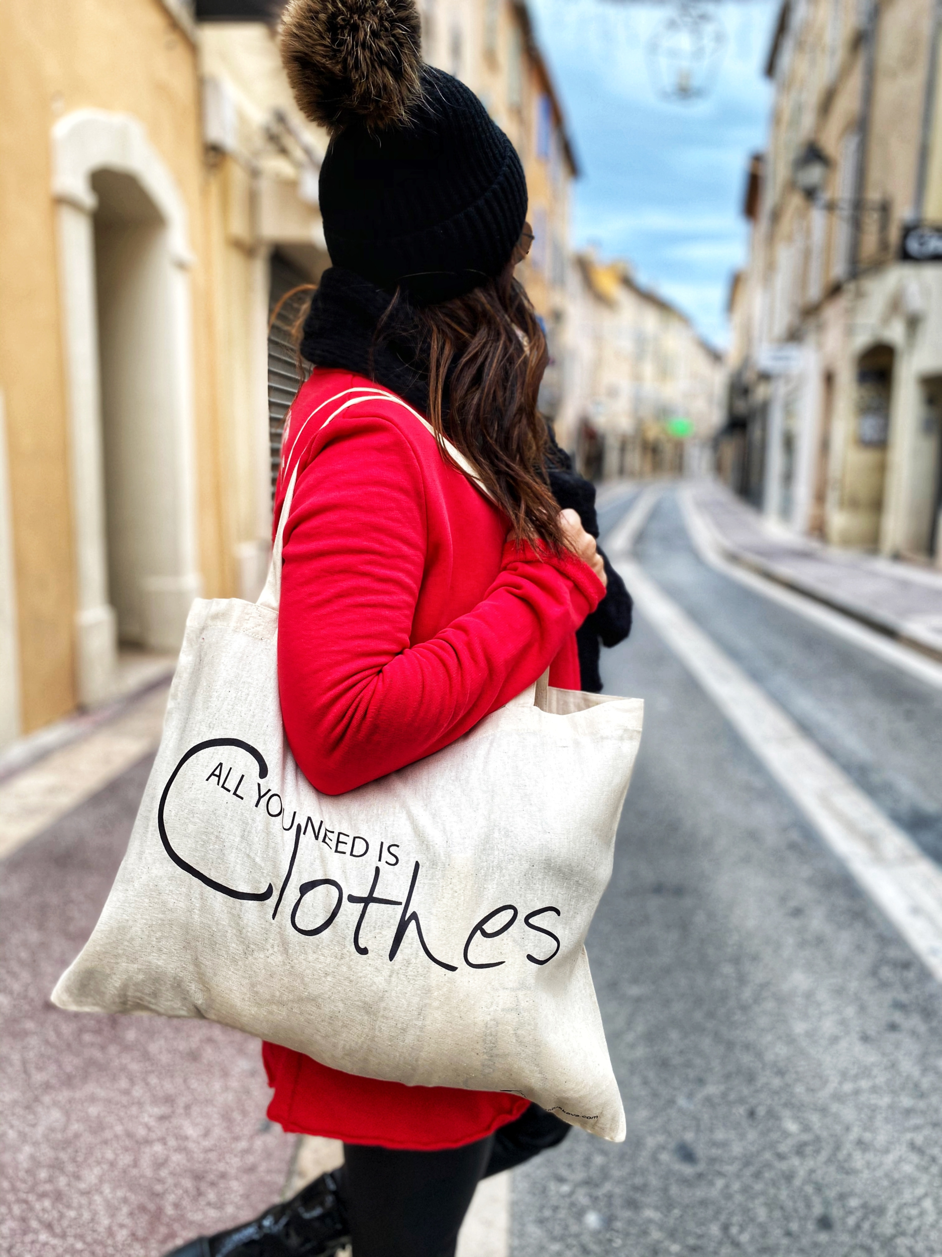 TOTE BAG CLOTHES