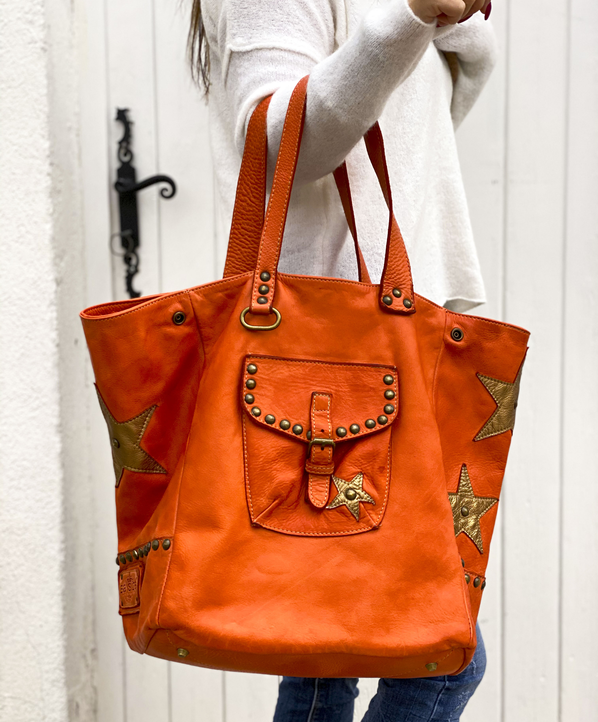 Sac CHIARA orange
