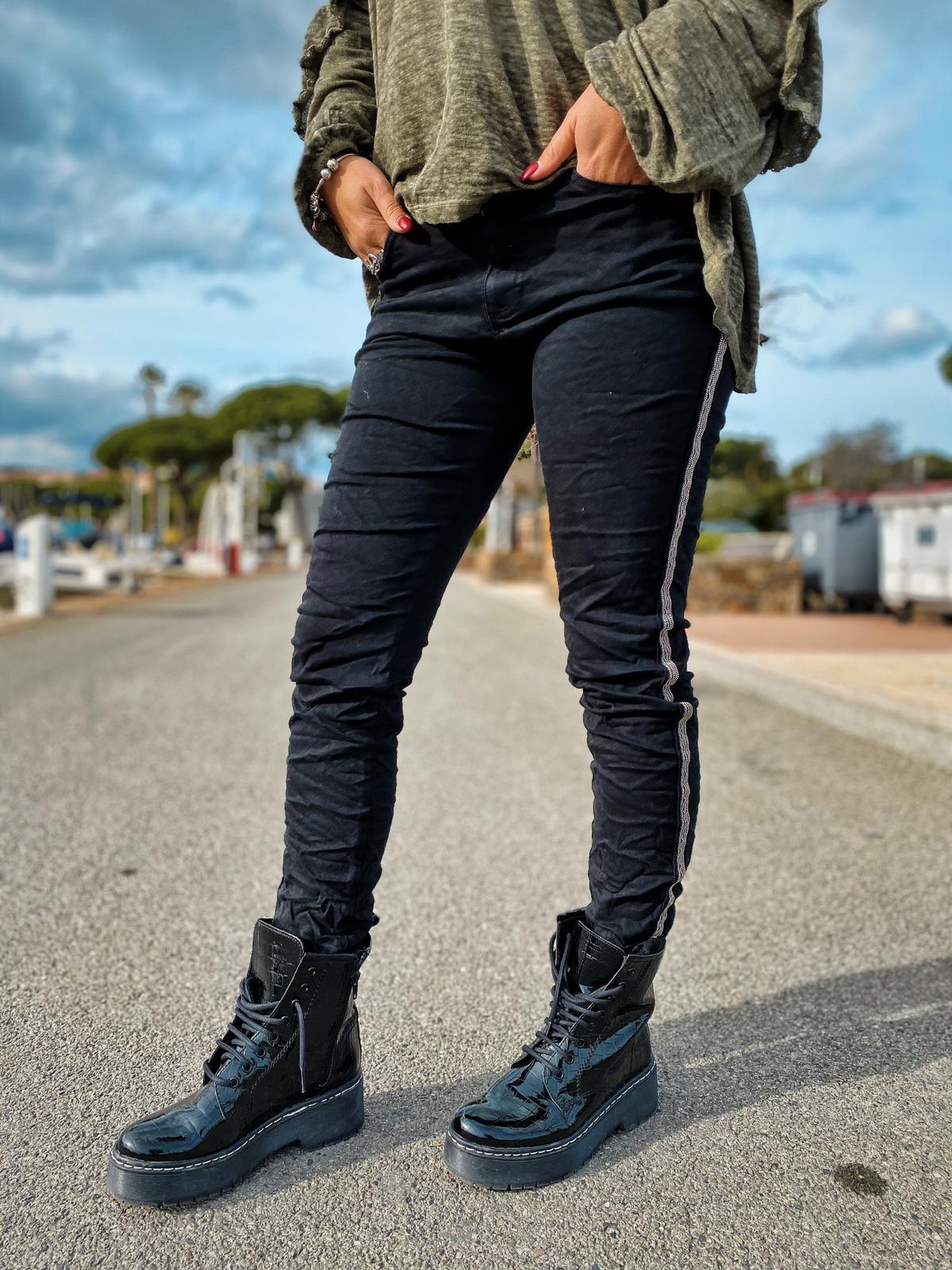 Pantalon ARTEMIS noir