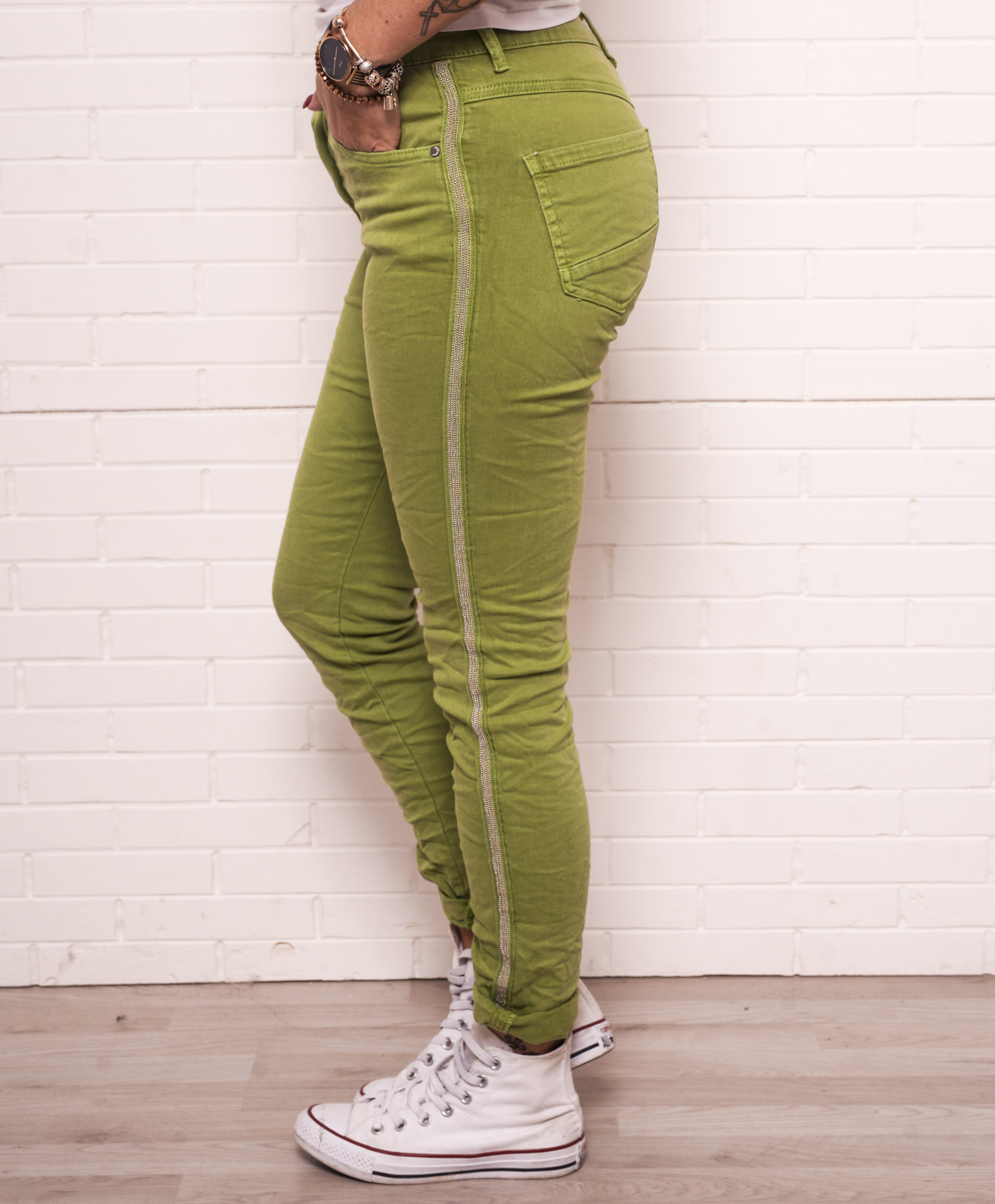 Pantalon ARTEMIS vert