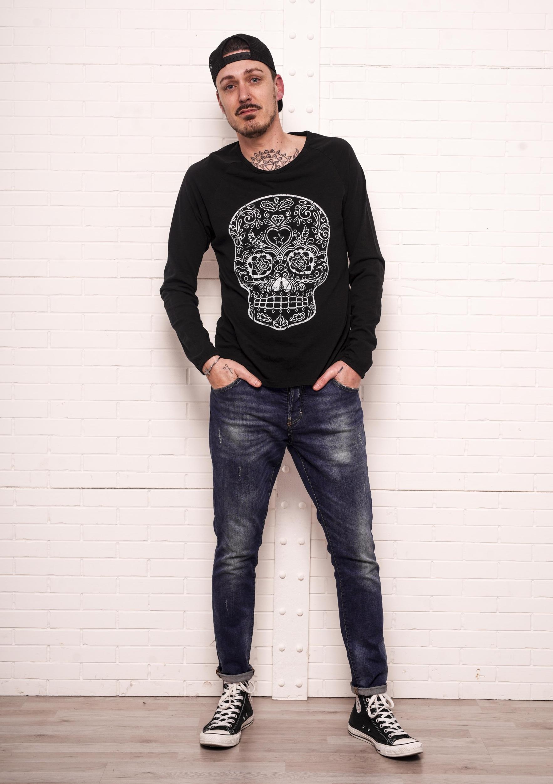 T-shirt ALEX noir