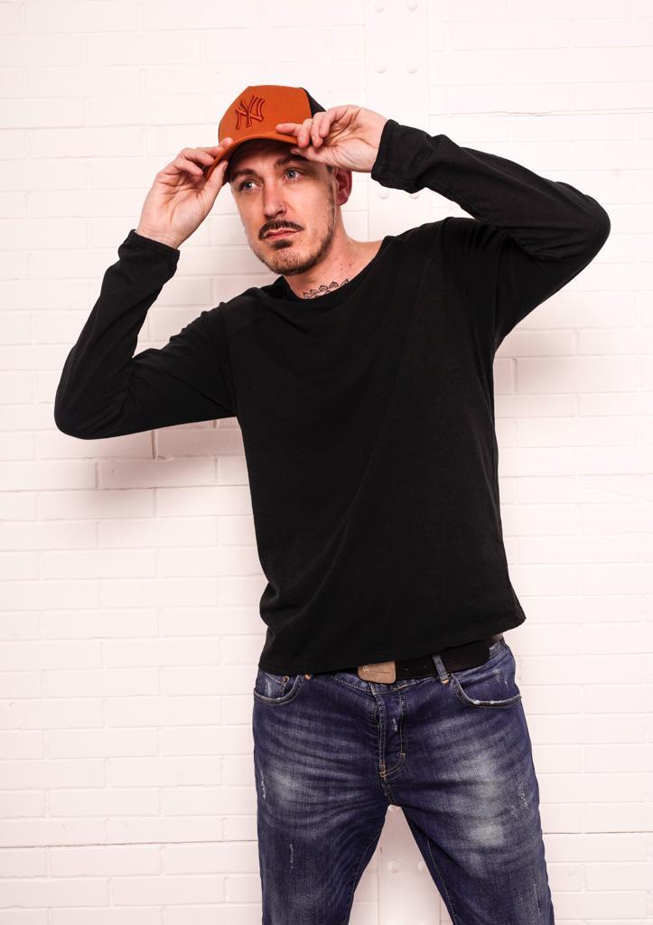 T-shirt MISSY noir