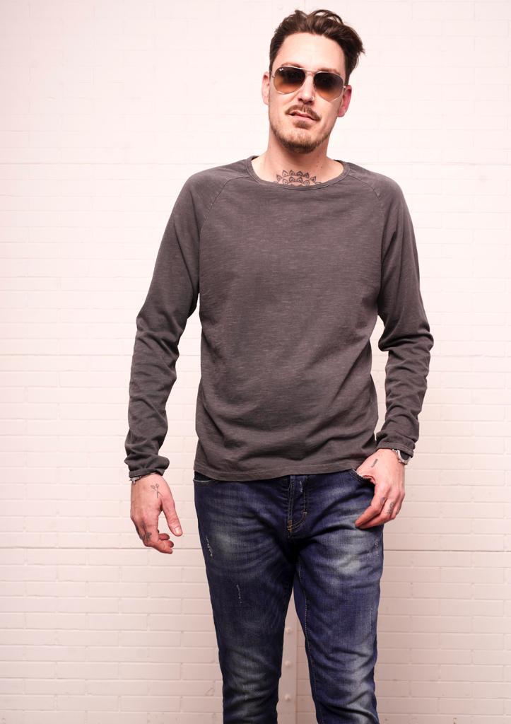 T-shirt MISSY gris