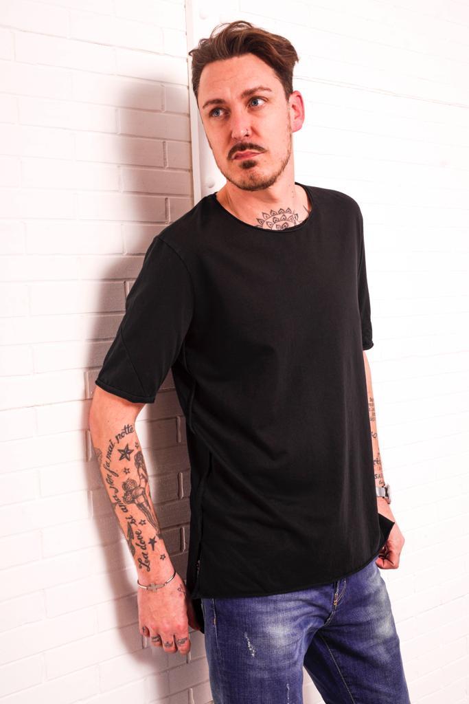 T-shirt JEREMY noir