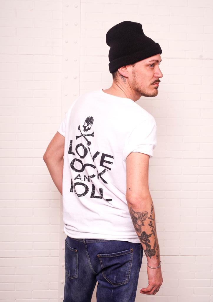 T-shirt JONAS blanc