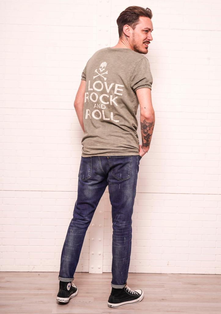 T-shirt JONAS kaki