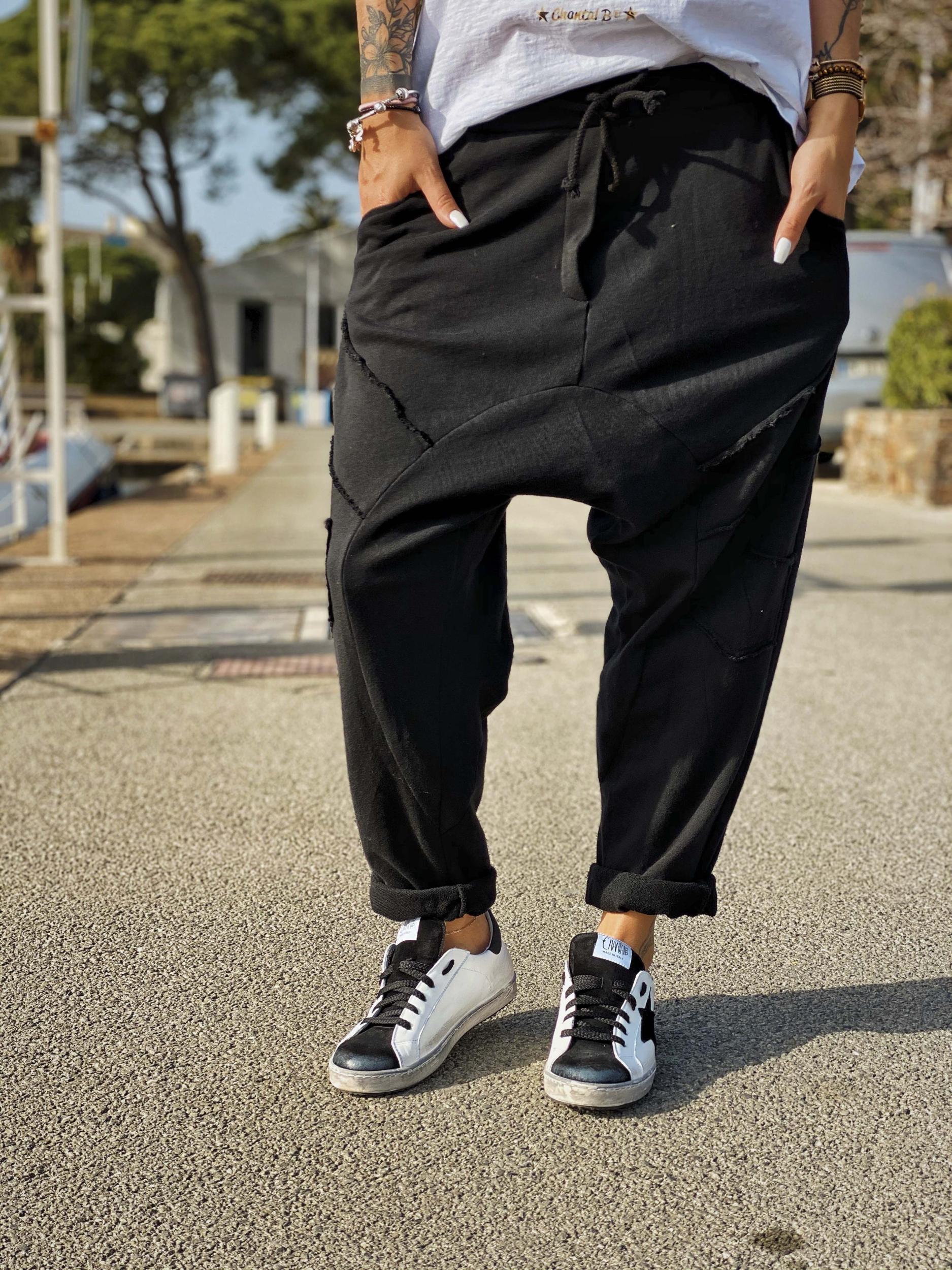 Jogging SABBIA noir