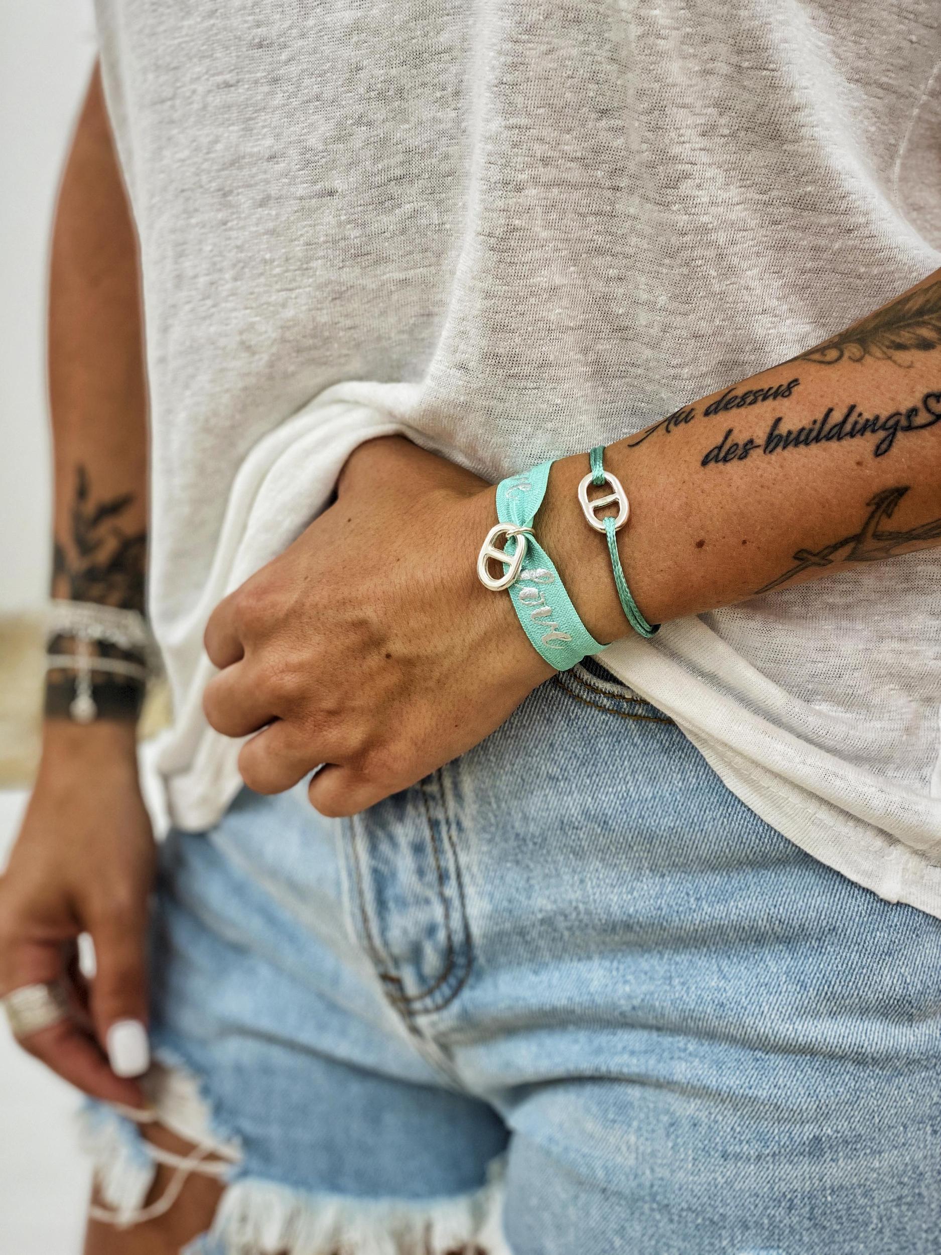 Bracelet COURTNEY turquoise Keva