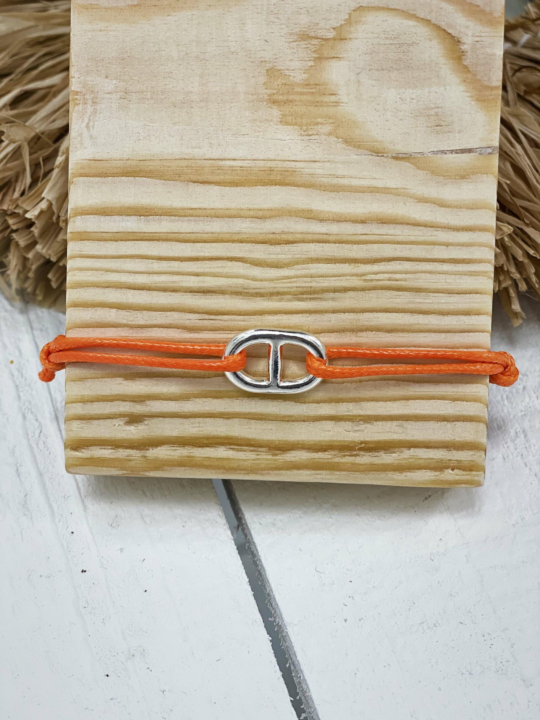 Bracelet CAMELIA orange Keva