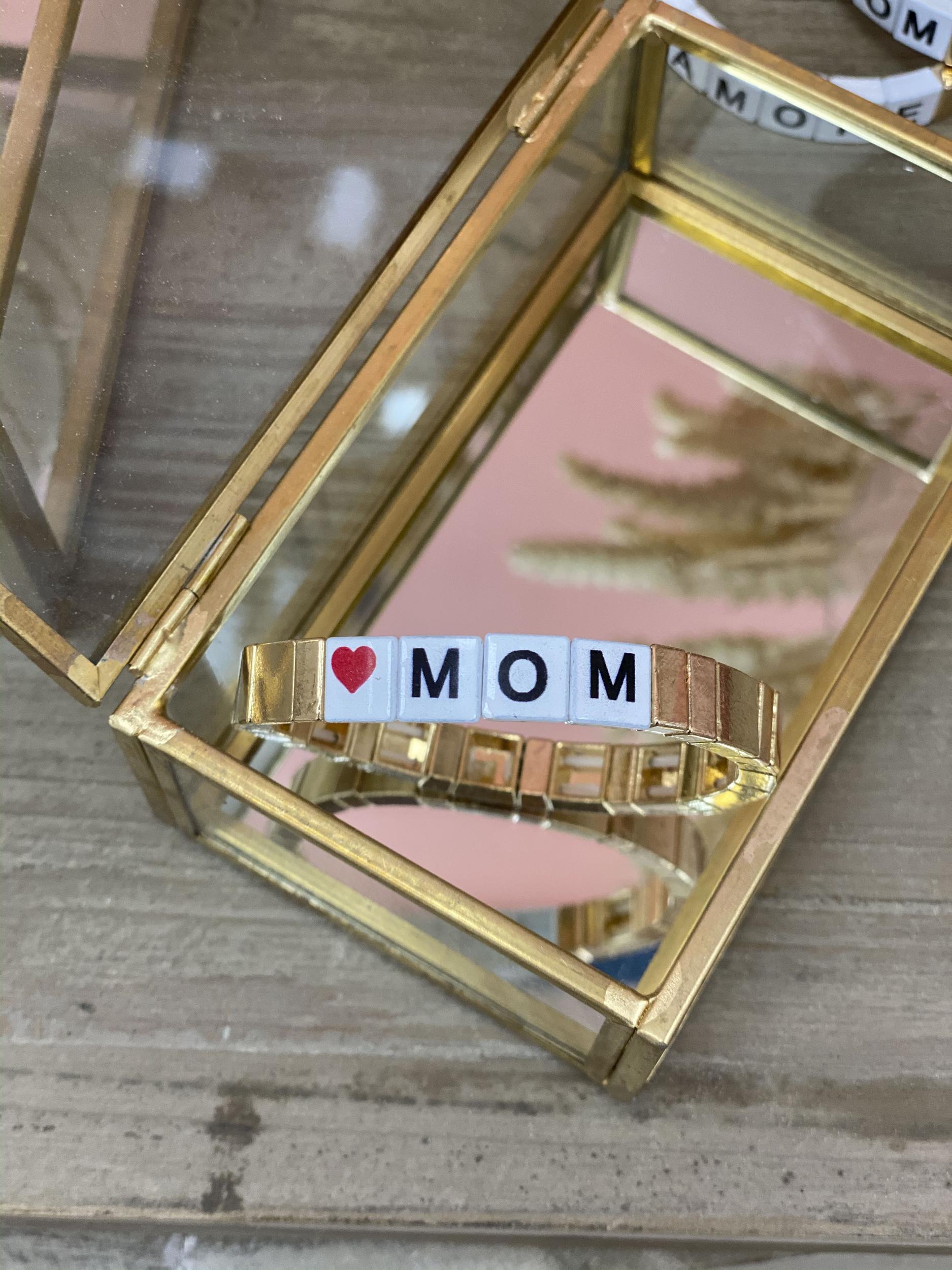 Bracelet MOM or