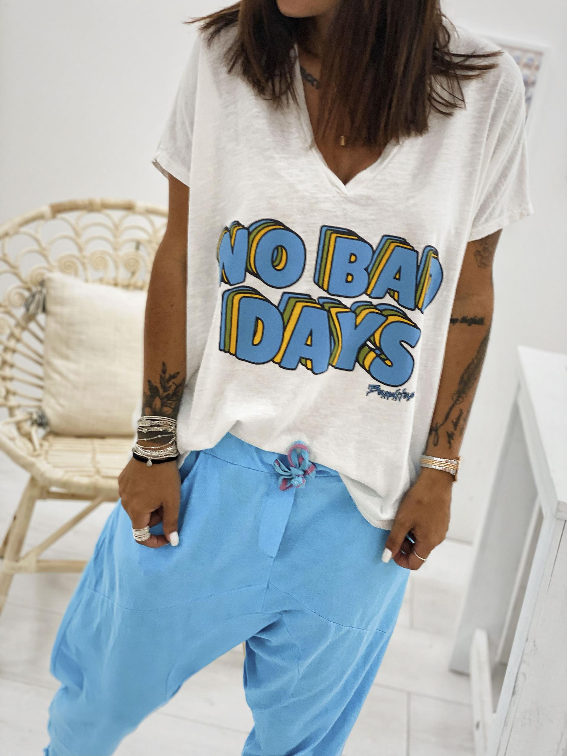 T-shirt NO DAYS écru Banditas