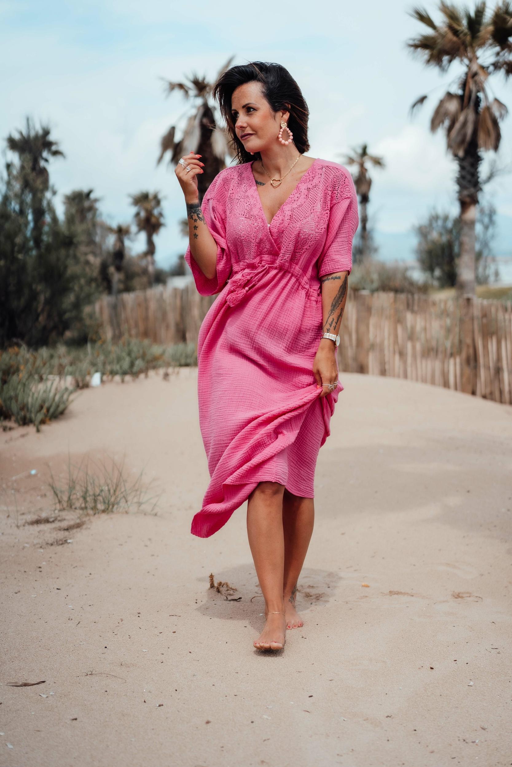 robe_mylene_longue_mc_fuchsia-5