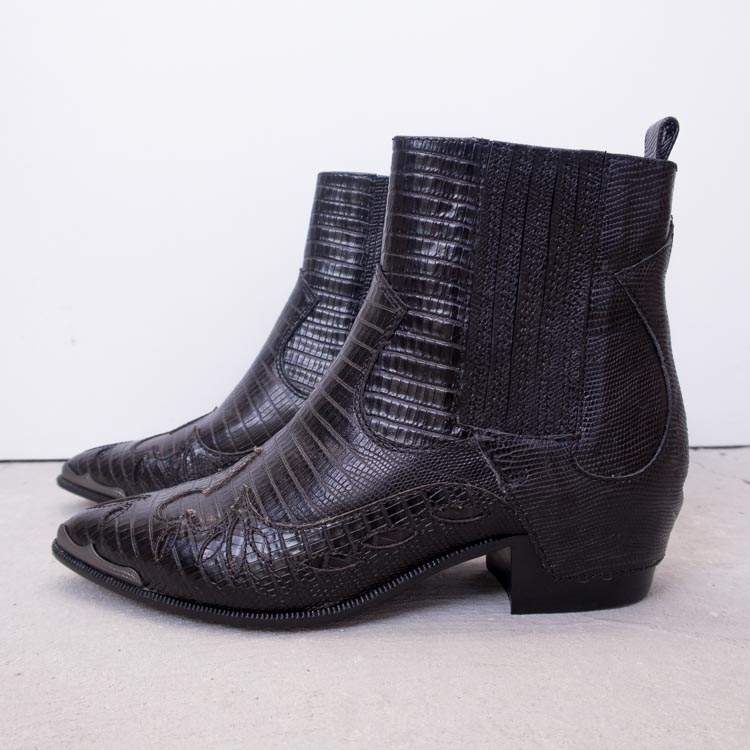 Boots LIV noir