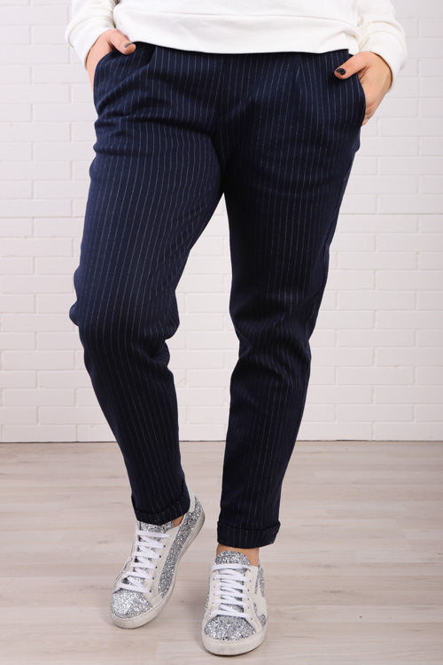 Pantalon CAMILLE bleu