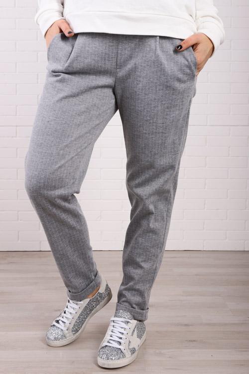 Pantalon CAMILLE gris