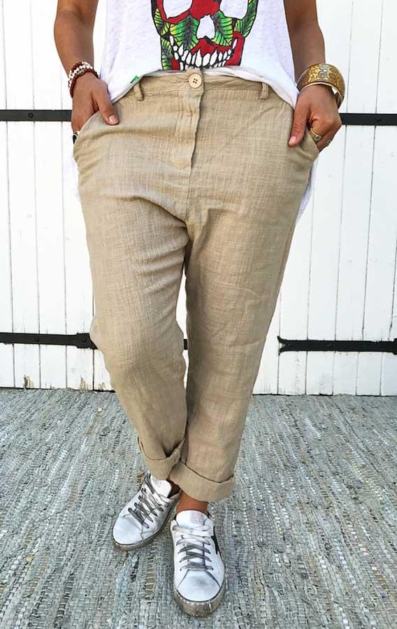Pantalon RIO beige