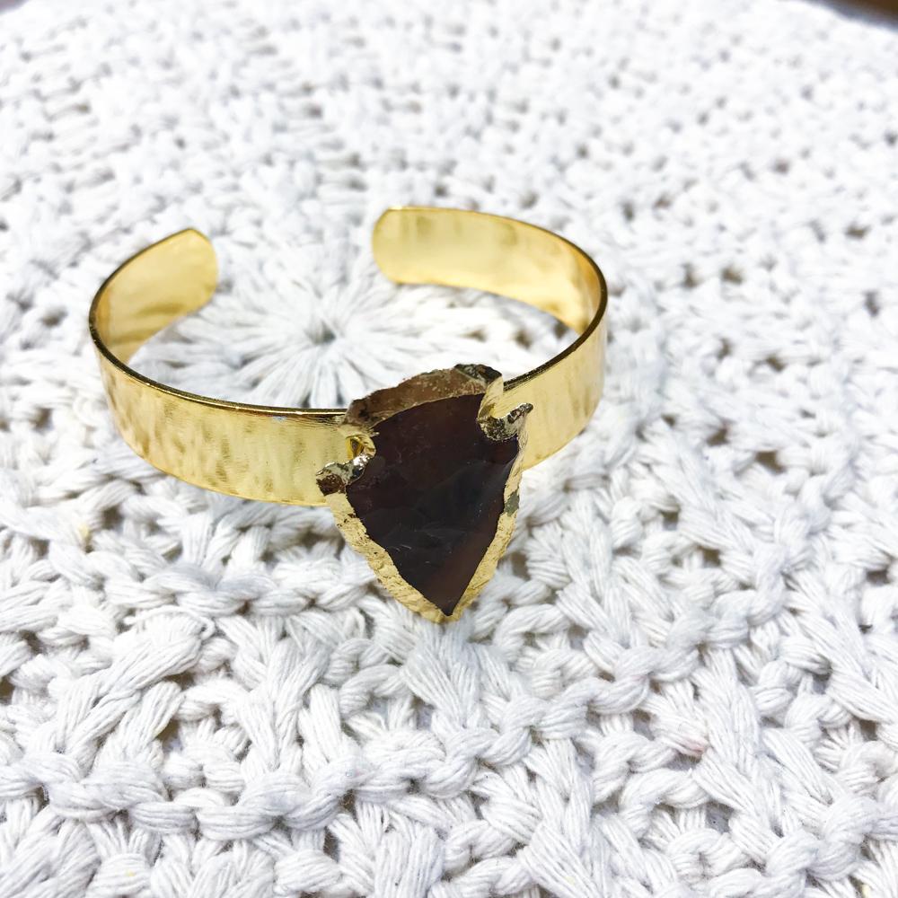 Bracelet VERA chocolat
