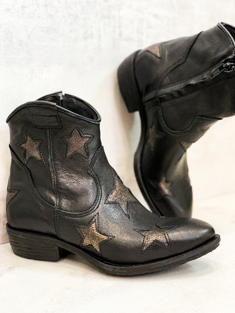 Boots NEVADA noir