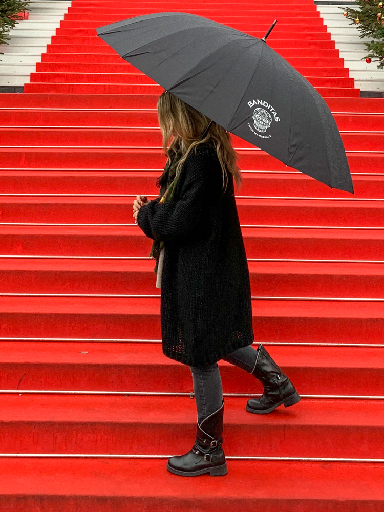 Parapluie BANDITAS noir