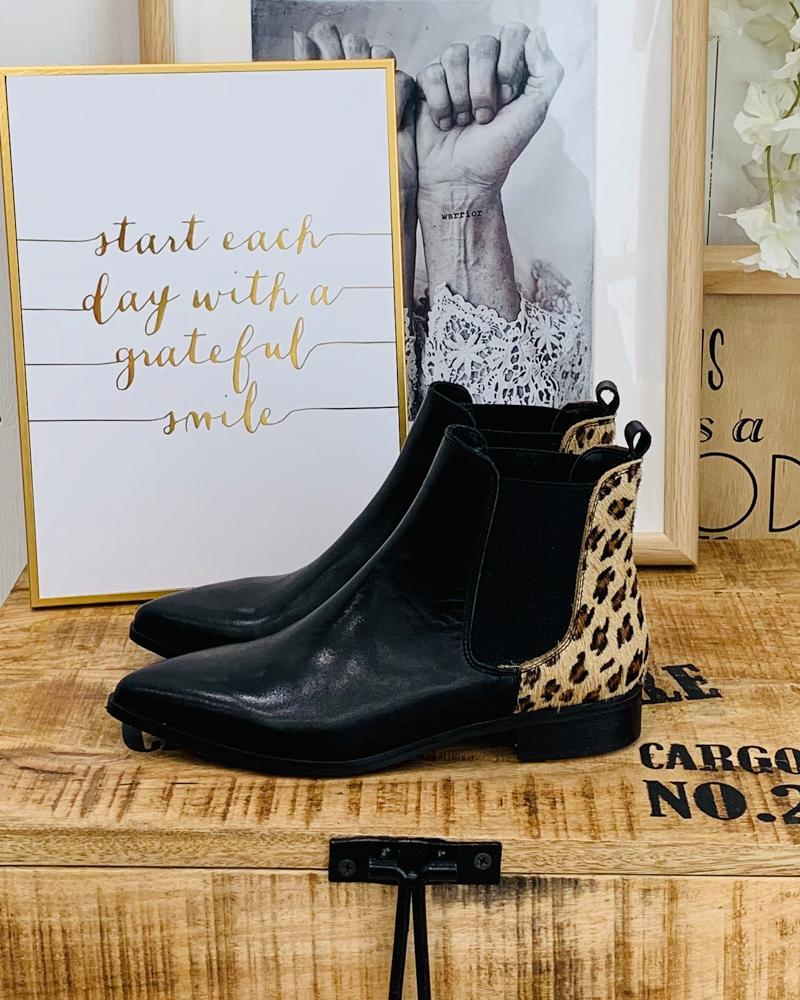 Boots MILANO léo