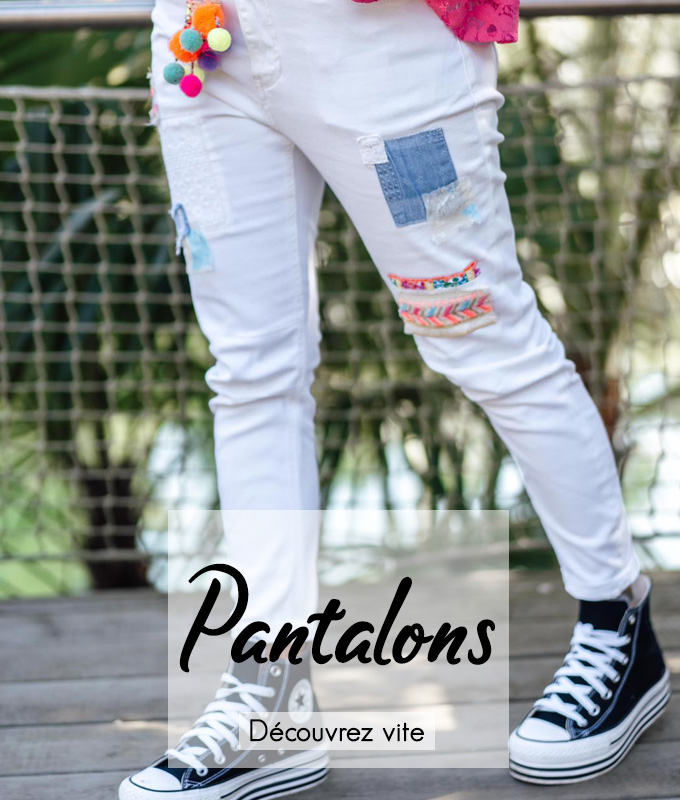Découvrez nos pantalons et jeans des marques Banditas Chantal B, Wiya