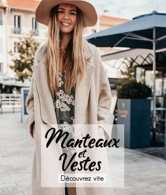 Découvrez notre sélection de manteaux Banditas, Chantal B, Wiya