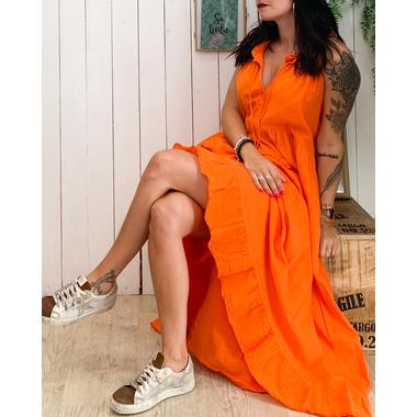 robe_AMBER_orange_banditas-6