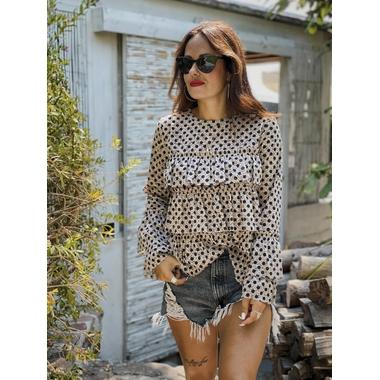 blouse_effy_pois_beige_wiya